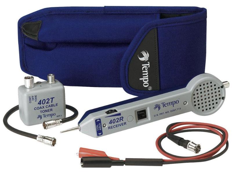 Тоновый генератор для прозвонки кабеля