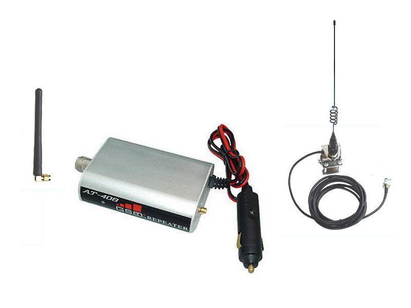 AnyTone AT-408 - усилитель GSM сигнала (GSM-900) - Интернет магазин voip оборудования для ip телефонии конференц связи StoreVoip